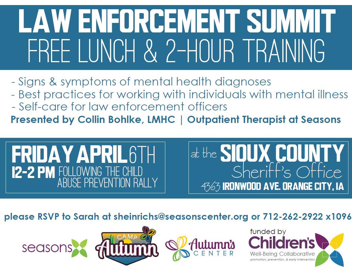 Law Enforcement Summit