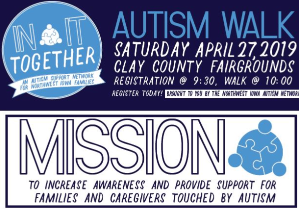 2nd Annual Autism Walk